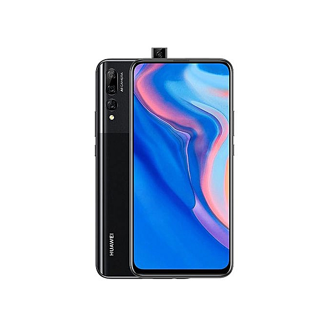Y9 Prime 2019 6 59-Inch (4GB, 128GB ROM) Android 9, 16MP Pop-up Selfie  Camera, 4000 MAh 4G Smartphone - Midnight Black