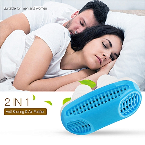 Anti Snoring Device Air Purifier Nose Breathing Apparatus Stop Snoring Nose Clip Sleep Aid