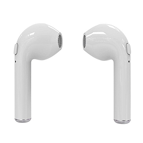 TWS I7 Earbuds Wireless Bluetooth Earphones Stereo Music For