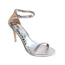 01942b99daf0 Brash Heel Sandal-Silver