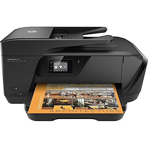 OfficeJet 7510 A3/A4 Wide Format All-in-One Printer