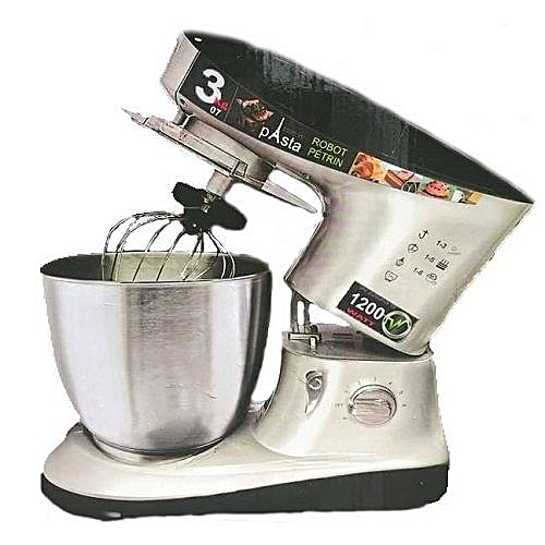 7L Prestige Industrial Functional Stand Mixer-1200W
