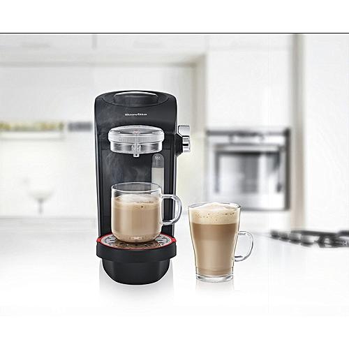 Indulgent Moments Coffee & Hot Drink Maker - Makes Cappuccino, Latte, Hot Chocolate, Malt Drinks, Mocha, Babyccino, & More