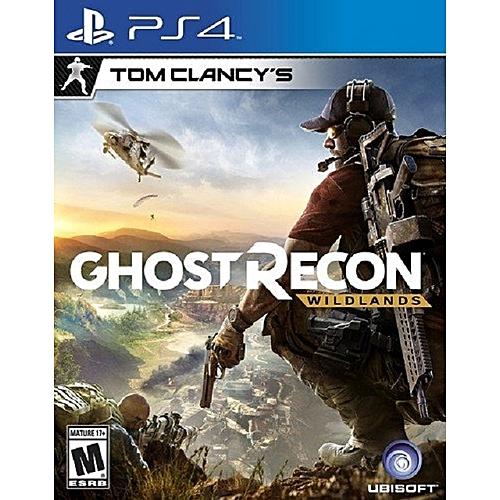 Ps4 Tom Clancy's Ghost Recon Wildlands - PlayStation 4