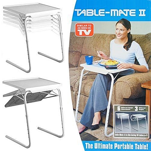 Multipurpose Foldable Table Mate IV