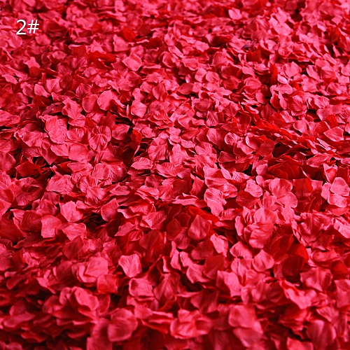 Trendy Rose Petals-5pack-red