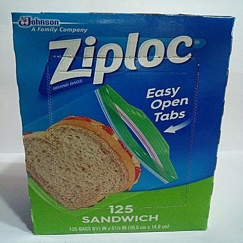 Sandwich Bags - 125 Count