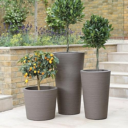 Low Vase Decorative Vase Planter