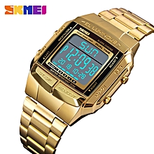 Military Sports Electronic Mens Watches Luxury Male Clock Waterproof LED Digital Watch
