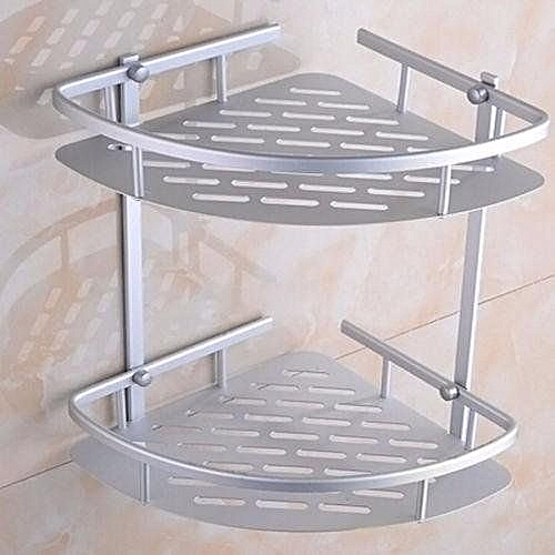 Bathroom Corner Shelf Storage Storage Rack