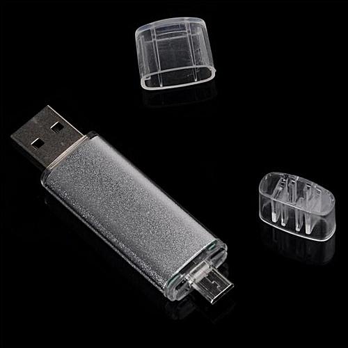 Miaodshao8GB Micro USB OTG Memory Flash Drive For Smartphones Tablet PC Computer SL
