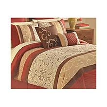 69203fa2f68 Palladium 24 Piece Cal King Comforter Set