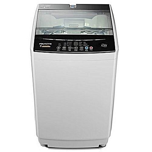 Polystar  Fully Automatic Top Loader Washing Machine - 6.7kg