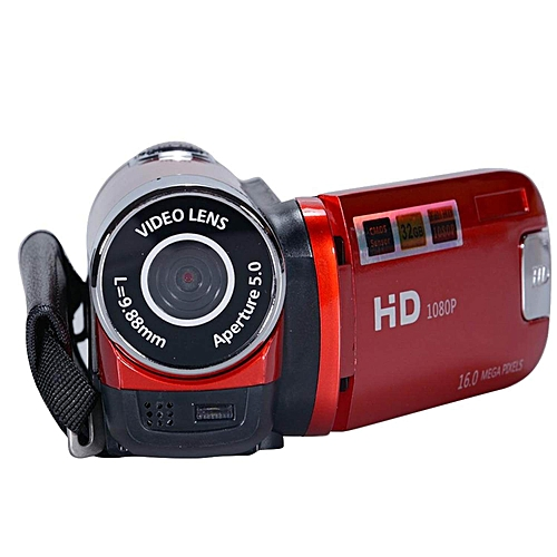 Full HD 1080P 16MP Digital Video Camcorder Camera DV DVR 2.7'' TFT LCD 16x ZOOM US Plug