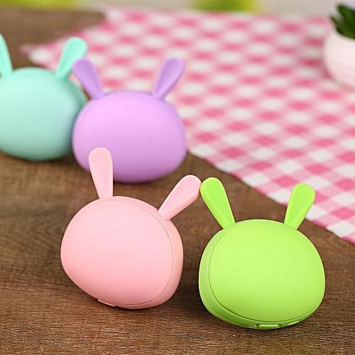 Cute Rabbit Hand Warmer Portable Pocket Hand Warmer