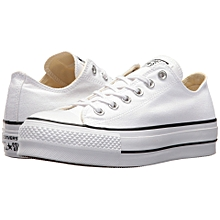 264adf1df327be Converse Chuck Taylor® All Star Canvas Lift - White Black White