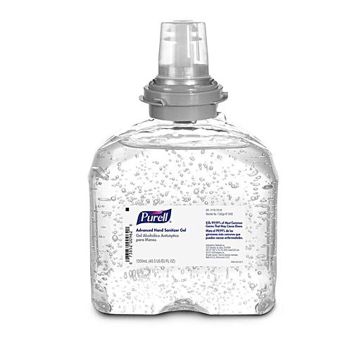 1200ml TFX Purell Hand Sanitizer Gel Refill