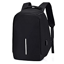 2463f89477ff Anti Theft Smart Bag Security Travel Backpack  amp  Laptop Bag With USB  Charging Port -