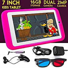 7-Inch 1GB RAM +16GB Storage Android 6.0 K89 Children Tablet (Pre-Installed Educational Apps)+ Proof Case - for sale  Nigeria