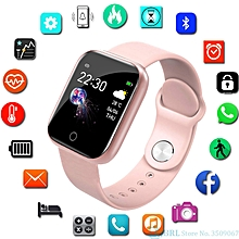 Smart Watch Fitness Tracker Watch-Pink, used for sale  Nigeria