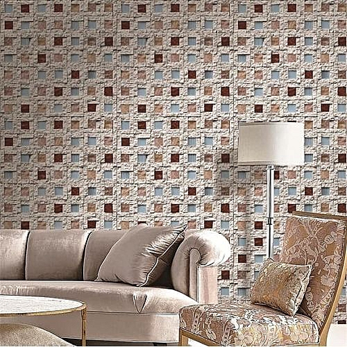 Solid Style Wallpaper - 5.3 Sqm
