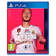 SONY PLAYSTATION 4 FIFA 2020 VIDEO GAME for sale  Nigeria