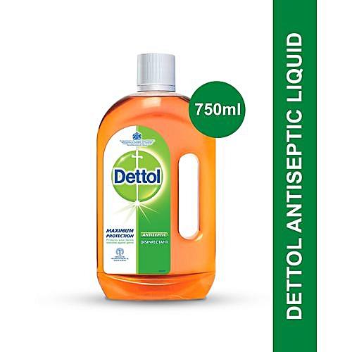 Antiseptic Liquid Disinfectant 750ml