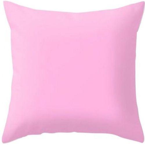 Burgundy Plain Throw Pillow Pink Buy online