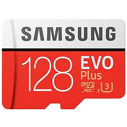 128G EVO+ Class 10 Memory Card&SD Card Adapter Micro SD Card