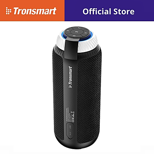 Tronsmart Element T6 25 Watt Dual-Driver 360 Degree Surround Sound Bluetooth Speakers QTG-W