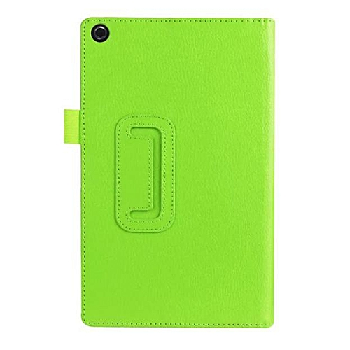 Leather Case Stand Cover For Amazon Fire HD 8 Tablet GN