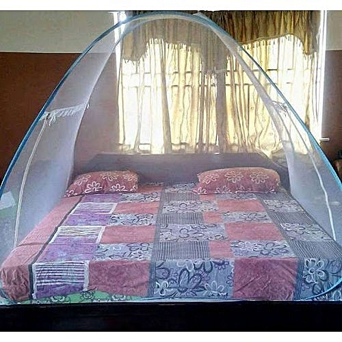 Foldable Tent Mosquito Net 6ft By 7ft