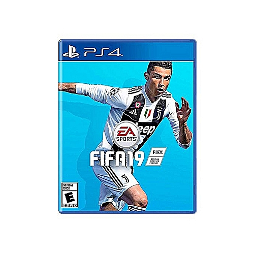 FIFA 19 PS4 CD Game