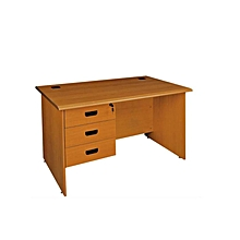 Universal Mdf Office Table With 3 Drawers Delivery Within Lagos Only