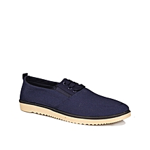 31c75e645 Sporty Unisex Men  039 s Casual Sneakers - Blue