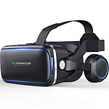 53f21843cde Seven Generation Of VR3D Virtual Reality Game Glasses - Black
