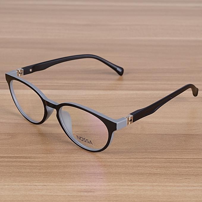 4a969c7b970 Kids Eyeglasses Children Flexible TR90 Plain Glasses Frame Optical  Prescription Eyewear Frames Girls Boys Pink Blue