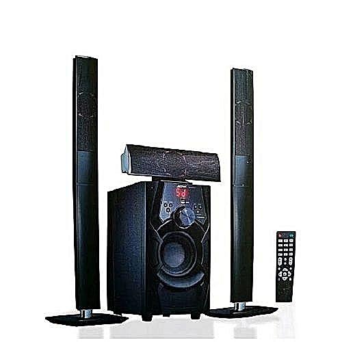 Jiepak JP-C1 Powerful 3.1 Channel Bluetooth Speaker