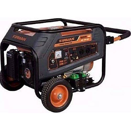 Firman 8.2KVA Rugged Generator Key Startr RD8910 100% CoPPER