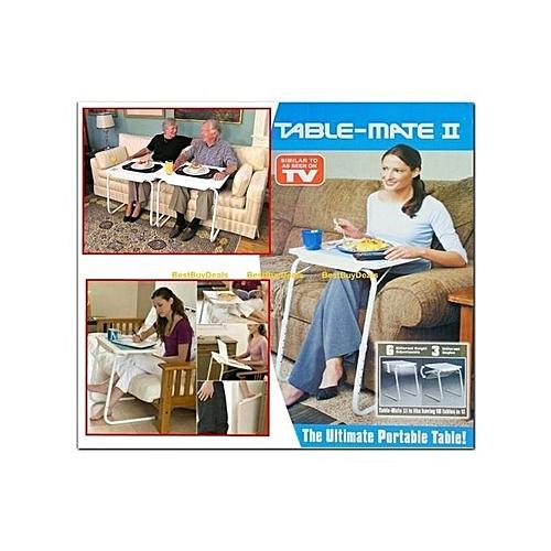 Universal Multipurpose Mate II Folding Table