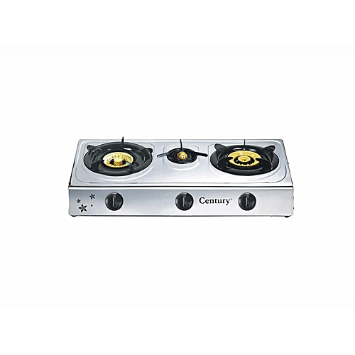 Quality 3 Bunner Table Top Gas Cooker