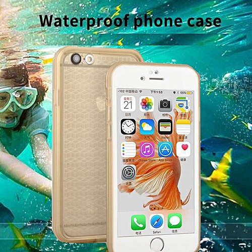 IPhone 8 Plus Case Real Waterproof Phone Case IPhone 7 Plus Case Full Protection Cover Under Water