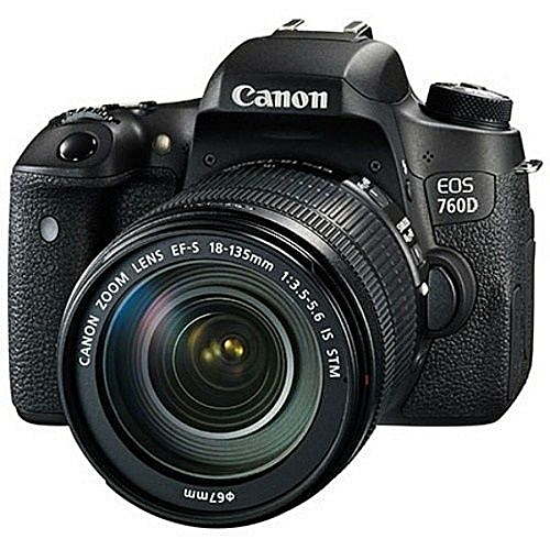 EOS 760D Camera