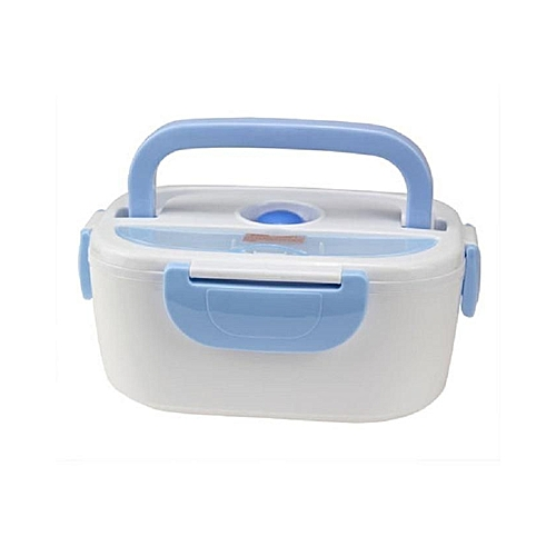 Multi-Functional Electric Lunch Box-(blue.