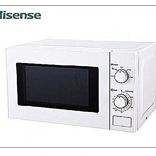 20 LITERS MANUAL MICROWAVE WITH DEFROST SETTINGS