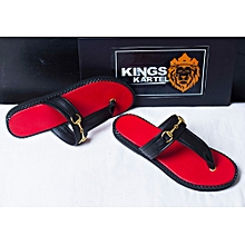c9cde42e3282 Buy Men s Slippers   Sandals Online