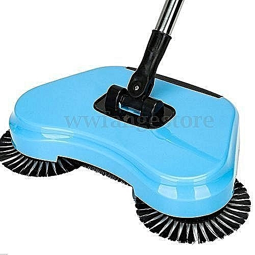 Rotor - Magic Sweeper Dual Rotor Spin Broom Sweeper