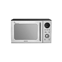 Touch Control Solo Microwave Oven 20 L 800 W Silver