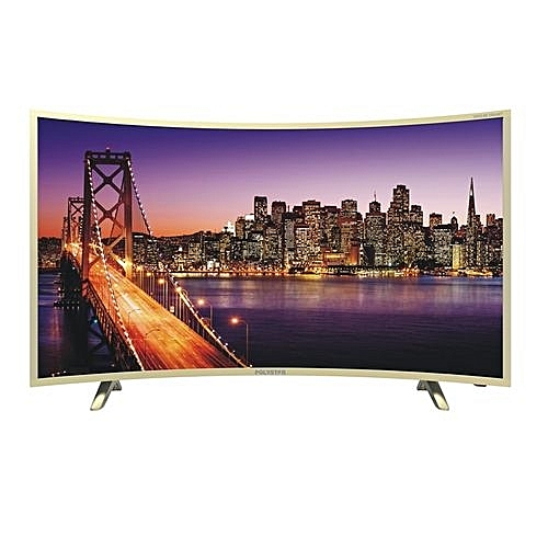 """43"""" Android Smart Curved TV"""