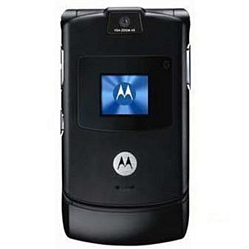 Motorola Razr V3 GSM International Mobile Phone Refurbished